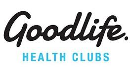 Logo of Goodlife Health clubs
