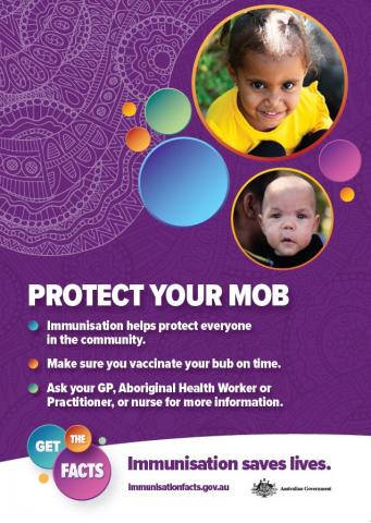 Protect your mob - poster